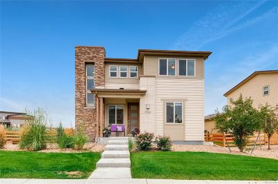 Commerce City Single Family Home Active: 10264 Telluride Way