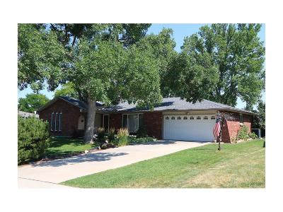 Littleton Single Family Home Active: 7308 South Ingalls Court