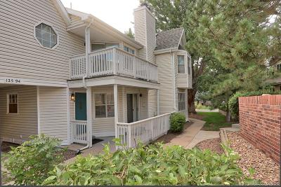 Aurora Condo/Townhouse Active: 12594 East Pacific Circle #B