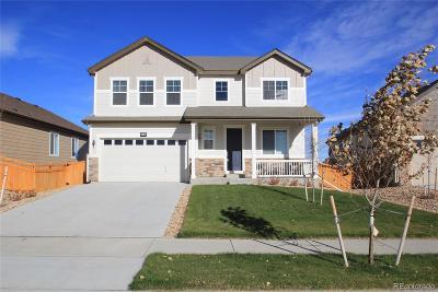 Frederick Single Family Home Active: 3422 Silverado Circle