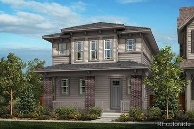 Denver Single Family Home Active: 10288 East 57th Avenue