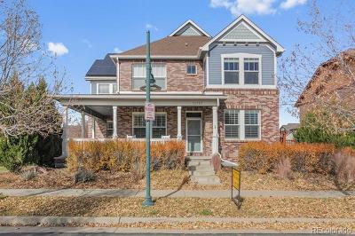 Westminster Single Family Home Active: 11767 Quitman Street