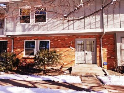 Aurora Condo/Townhouse Under Contract: 10248 East Jewell Avenue #33