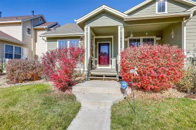 Longmont Single Family Home Under Contract: 4620 Lucca Drive