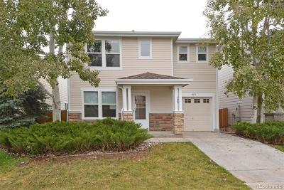 Longmont Single Family Home Active: 10656 Butte Drive