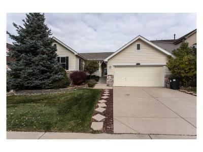 Highlands Ranch Single Family Home Under Contract: 10242 Rustic Redwood Way