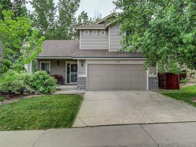 Parker Single Family Home Active: 19589 East Elk Creek Drive