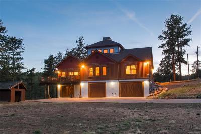 Conifer Single Family Home Under Contract: 28734 Loa Lane