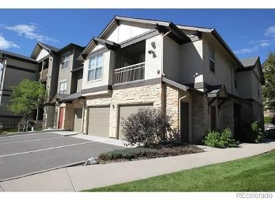 Littleton Condo/Townhouse Under Contract: 7423 South Quail Circle #1516