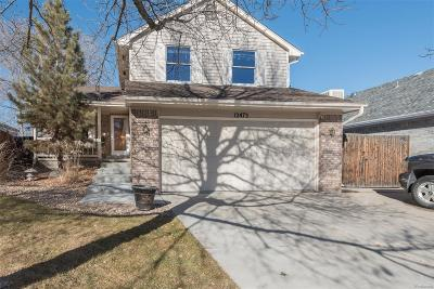Thornton Single Family Home Under Contract: 12473 Clayton Court
