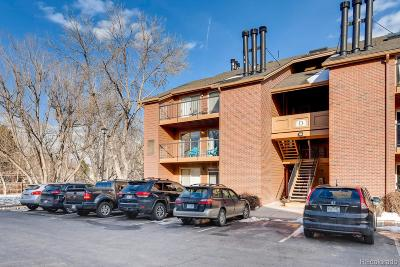 Littleton Condo/Townhouse Under Contract: 4899 South Dudley Street #12