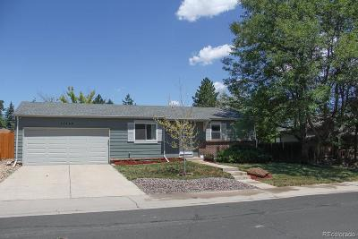 Aurora Single Family Home Active: 17189 East Jarvis Place