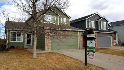 Castle Rock CO Single Family Home Active: $399,900