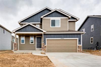 Berthoud Single Family Home Active: 418 Ellie Way