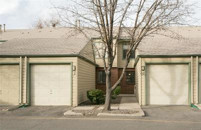 Condo/Townhouse Under Contract: 3686 South Depew Street #3