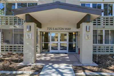 Denver Condo/Townhouse Active: 725 South Alton Way #11B