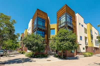 Condo/Townhouse Active: 1420 24th Street #13