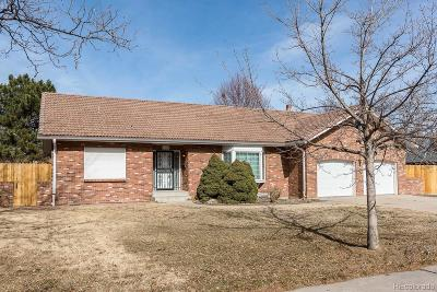 Arapahoe County Single Family Home Active: 339 Oswego Court