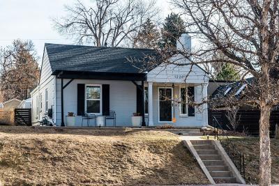 Denver Single Family Home Active: 1220 Oneida Street