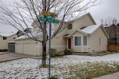Highlands Ranch Single Family Home Under Contract: 10264 Royal Eagle Street