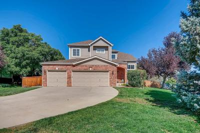 Highlands Ranch Single Family Home Under Contract: 10071 Gwendelyn Lane