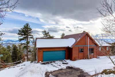Conifer Single Family Home Under Contract: 11640 Baca Road