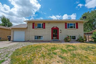 Denver Single Family Home Active: 14604 March Drive