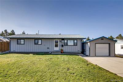 Leadville Single Family Home Under Contract: 312 Mount Princeton Drive