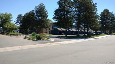 Centennial Condo/Townhouse Under Contract: 7348 South Xenia Circle #D