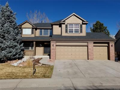 Highlands Ranch Single Family Home Active: 1751 Mountain Maple Avenue