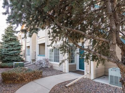 Broomfield Condo/Townhouse Under Contract: 1040 Opal Street #102