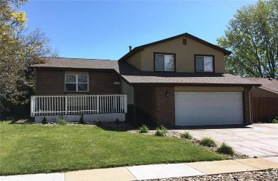 Arvada Single Family Home Active: 8364 Chase Drive