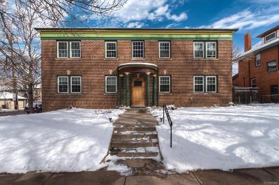 Condo/Townhouse Under Contract: 1374 Milwaukee Street #7