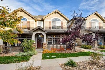 Highlands Ranch CO Condo/Townhouse Active: $345,000