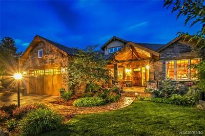 Castle Rock CO Single Family Home Active: $1,179,900