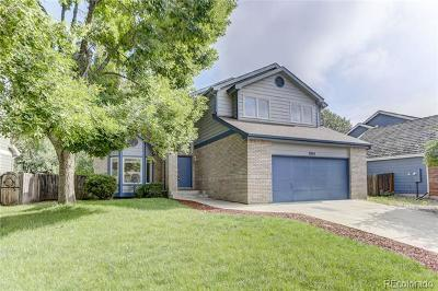 Fort Collins Single Family Home Active: 2824 Antelope Road