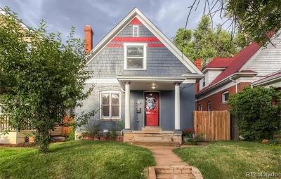 Single Family Home Under Contract: 2078 South Pennsylvania Street