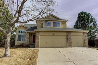 Highlands Ranch Single Family Home Under Contract: 2009 Gold Dust Court