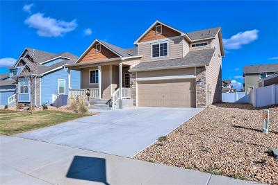 Greeley Single Family Home Active: 2224 77th Avenue