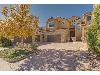 Highlands Ranch Condo/Townhouse Active: 2972 Veneto Court