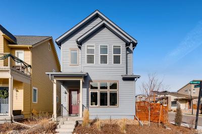 Denver Single Family Home Active: 1897 West 66th Avenue