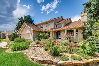 Single Family Home Under Contract: 13739 West 59th Drive