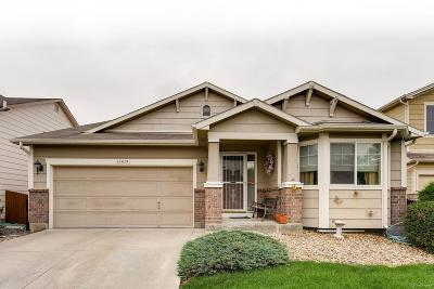 Henderson Single Family Home Under Contract: 11419 Ironton Street