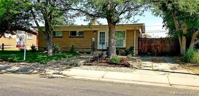 Arvada Single Family Home Active: 9725 West 57th Place