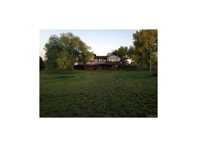 Arapahoe County Single Family Home Under Contract: 6445 South Piney Creek Circle