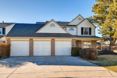Timberline Ridge Single Family Home Under Contract: 8841 Sundrop Way