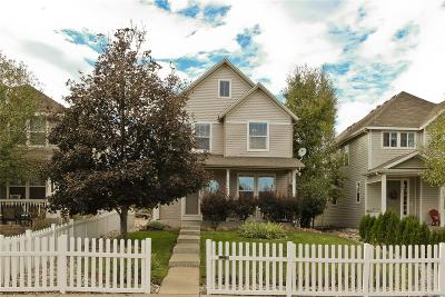 Frederick Single Family Home Under Contract: 5834 Canyon Street