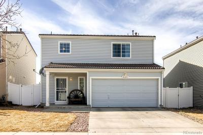 Denver Single Family Home Under Contract: 4125 Andes
