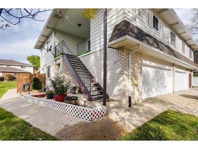 Thornton Condo/Townhouse Under Contract: 9829 East Orangewood Drive