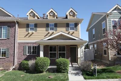 Aurora Condo/Townhouse Active: 17234 East Kansas Drive
